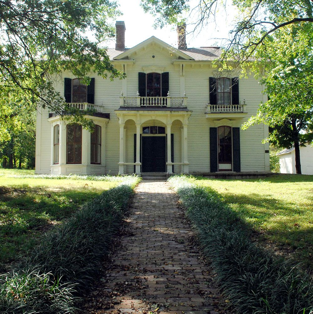 Guitar Mansion, also known as Confederate Hill, Columbia