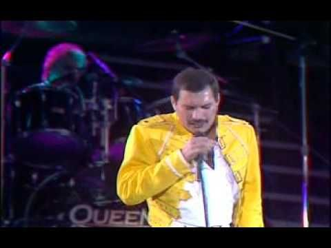 Queen It S A Kind Of Magic Live 7 11 86 There Will Never Ever Be Another Freddy A Kind Of Magic My Music All Songs