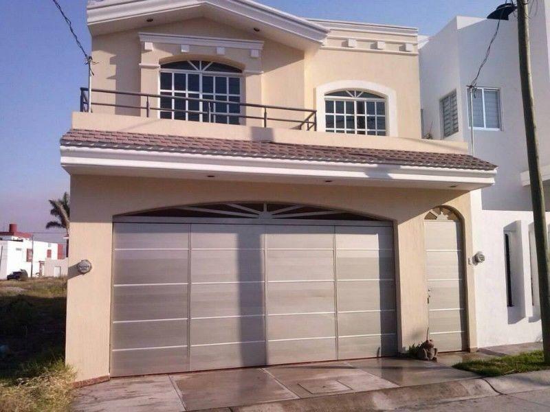 Casa de 3 recamaras terreno 7x 22 3 recamaras sala para televisi n cochera para dos carros - Ideas para construir mi casa ...