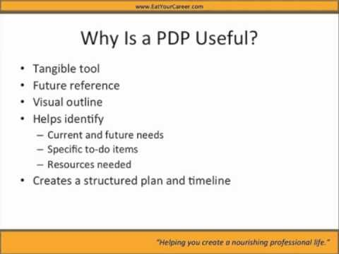 personal and professional development plan - Google Search - pdp plan example