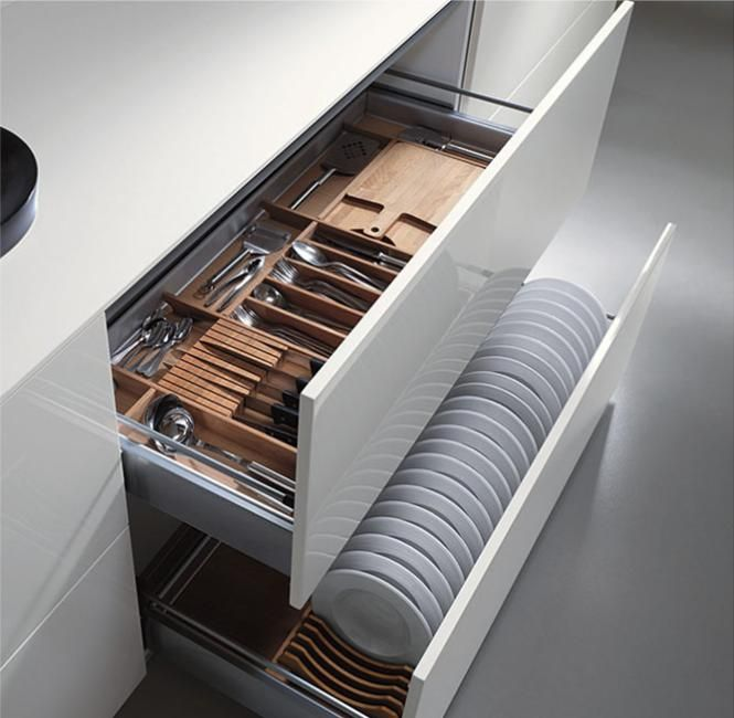 Wood Mode Kitchen Cabinets Craigslist: Organising Kitchen Drawers