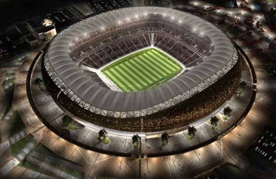 First National Bank Stadium Or Simply FNB Stadium Also