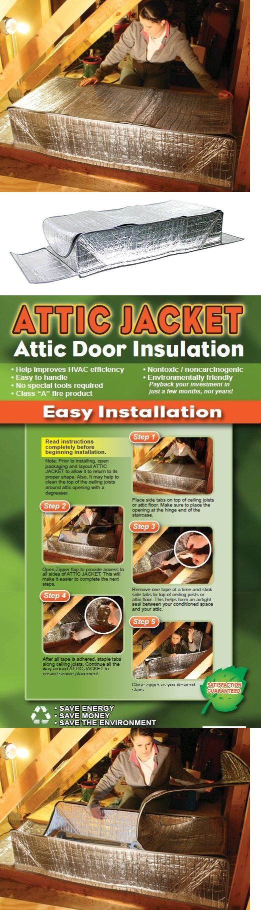 Other Home Heating and Cooling 20598 New Attic Jacket