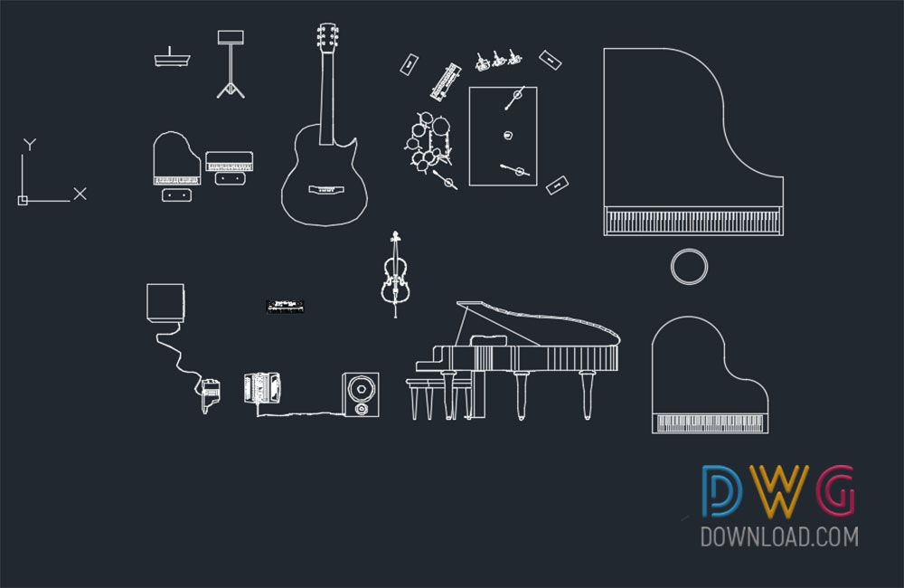 Kitchen Sink Plumbing Dwg Autocad Drawing Details | Licensed