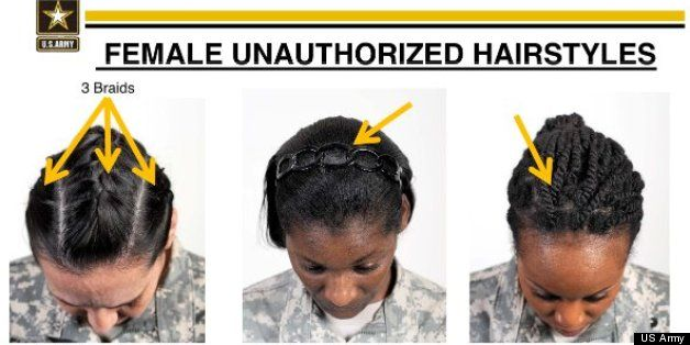 Yes They Should Object We Are All Not Lucky Enought To Have Straight Wash And Go Hair Womens Hairstyles Hair Styles Military Hair