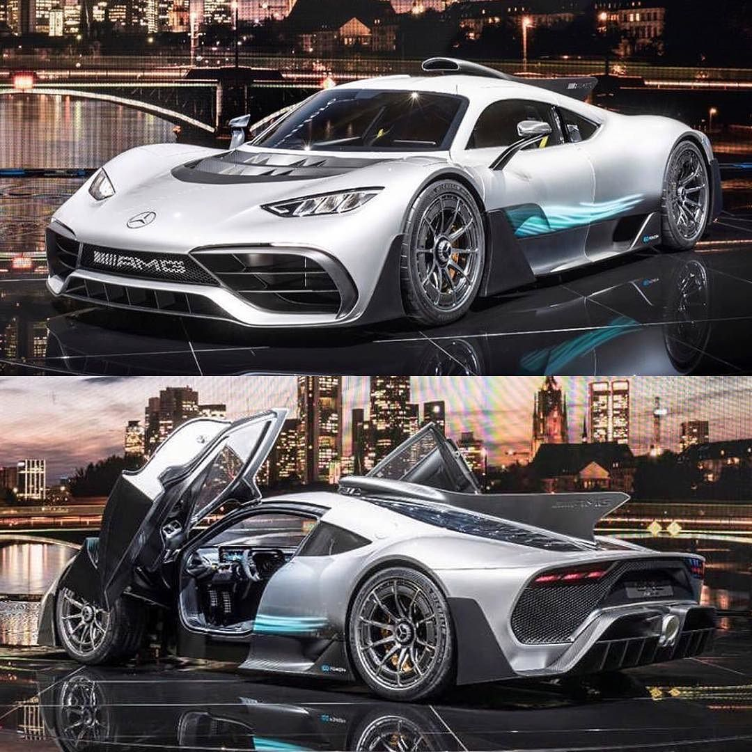 That Is Insane Looking! Welcome The Mercedes-AMG Project