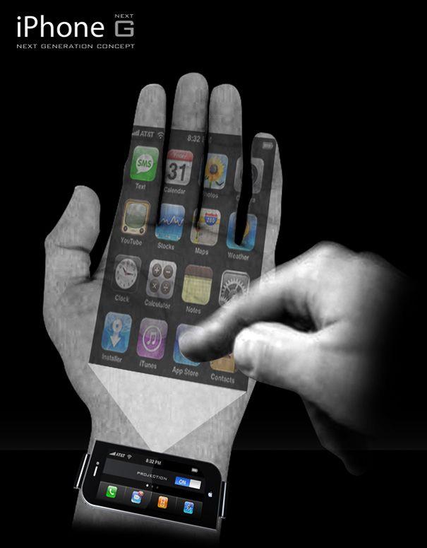 El celular del futuro