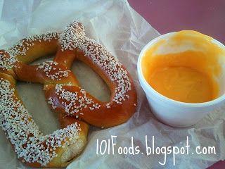 how to make giant soft pretzels
