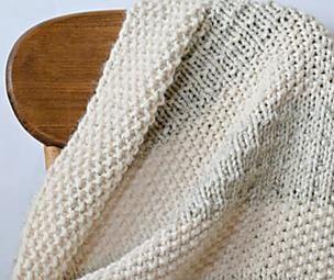 Beginner Snood Knit Pattern   Beginner knitting patterns ...