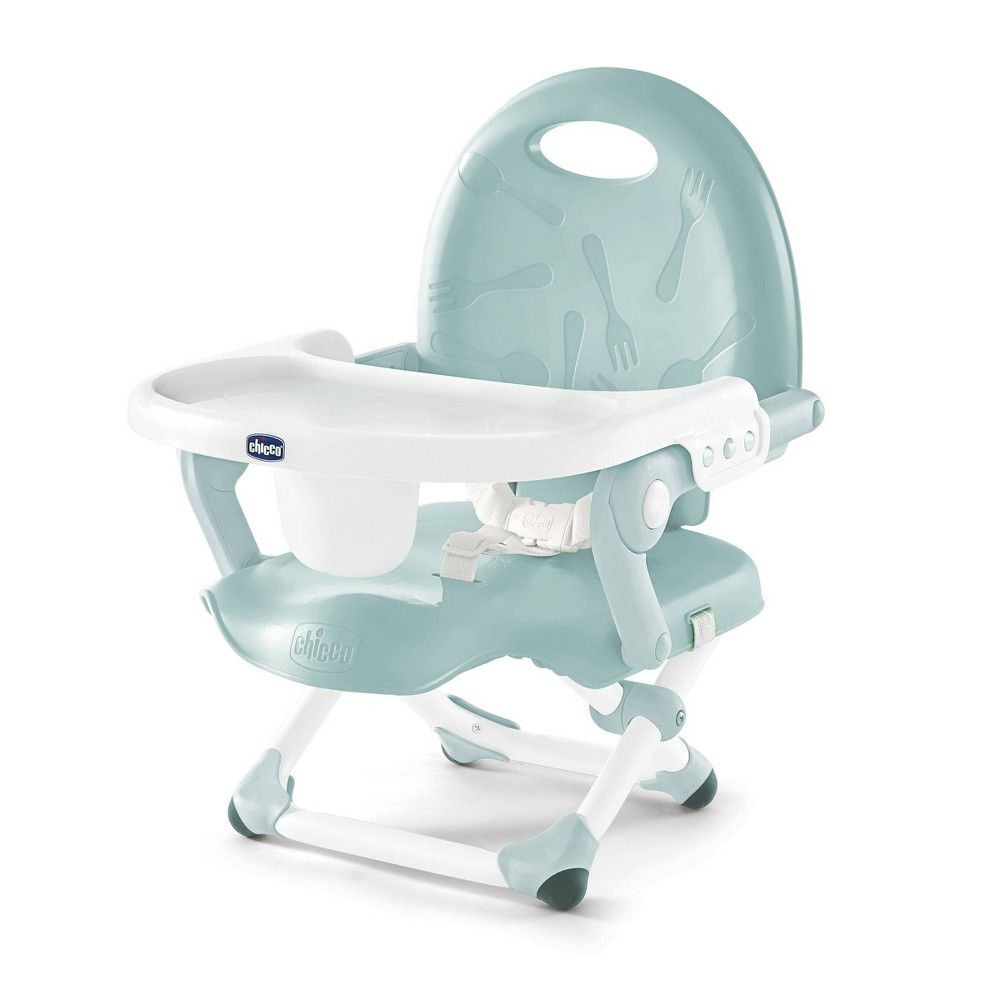 Chicco Pocket Snack Booster Seat Graymist Booster Seat