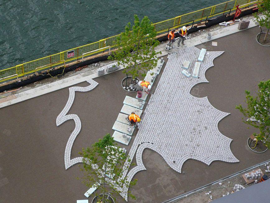 East Bayfront Water\u0027s Edge Promenade by West 8 + DTAH 06 « Landscape - resumen 8 millas