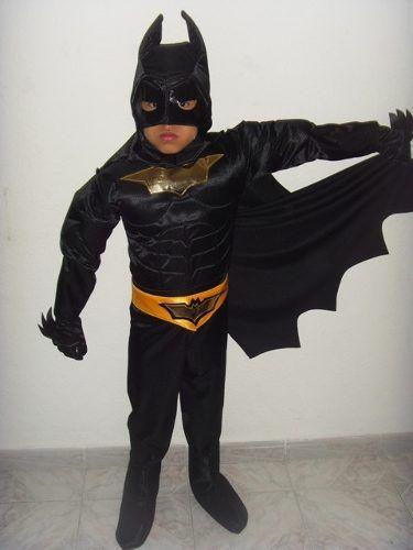 Padrisimo Disfraz De Batman Regalo Para Nino Disfraces 399 99 En