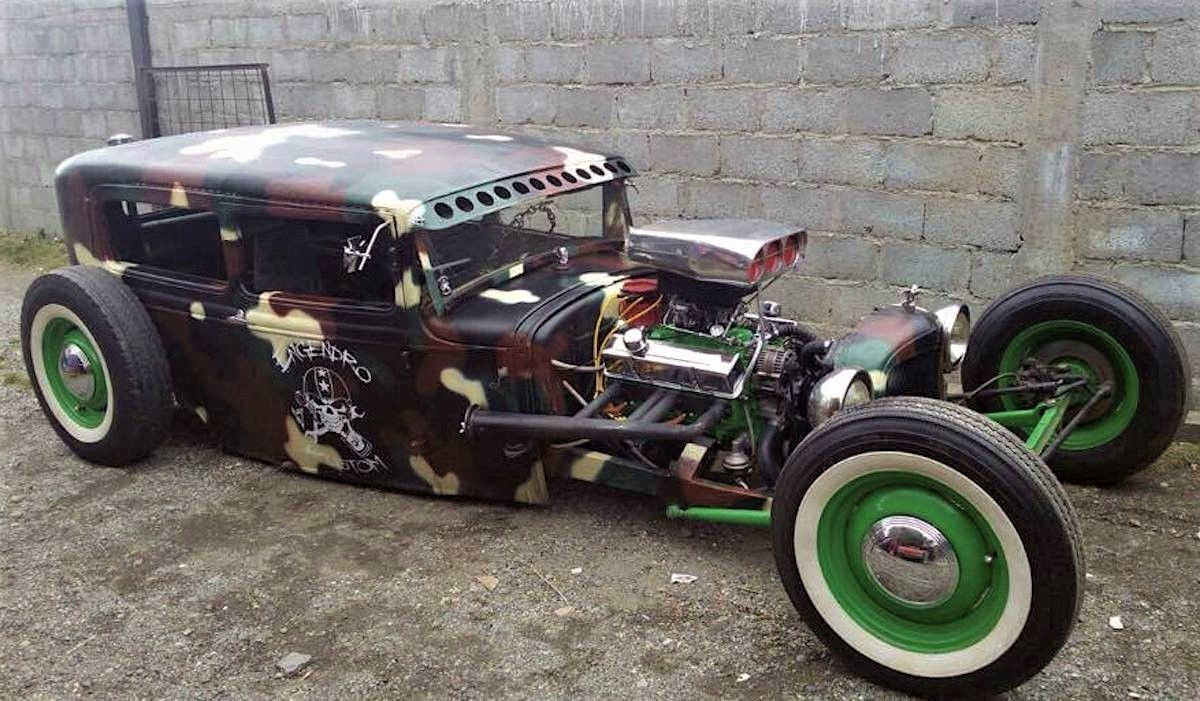Photo   Hot Rod Kustomblr Kustom Kulture vintage car classic car antique car cus…