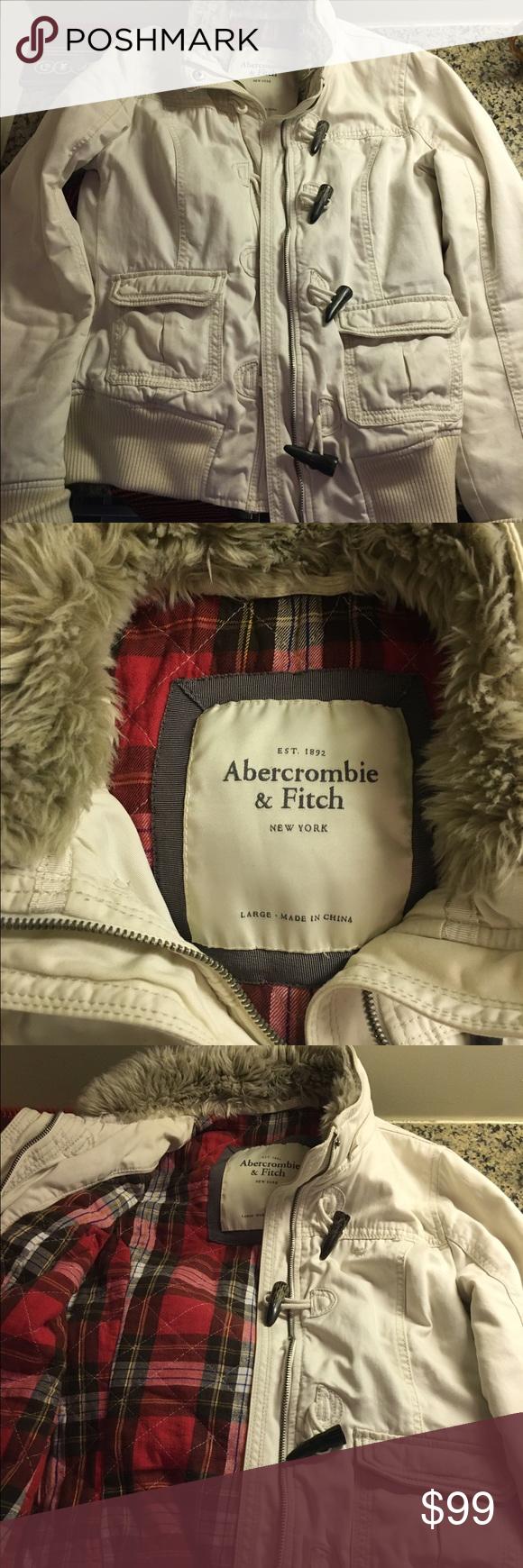 Abercrombie jacket Great abercrombie jacket, siZe large Abercrombie & Fitch Jackets & Coats