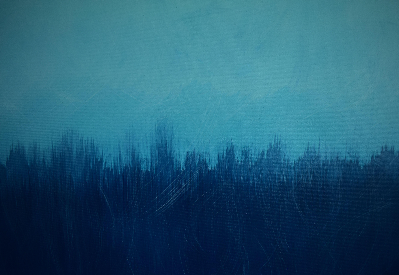Soul Of Ocean Deeps Painting Ocean Painting Underwater Painting Ocean Waves Painting