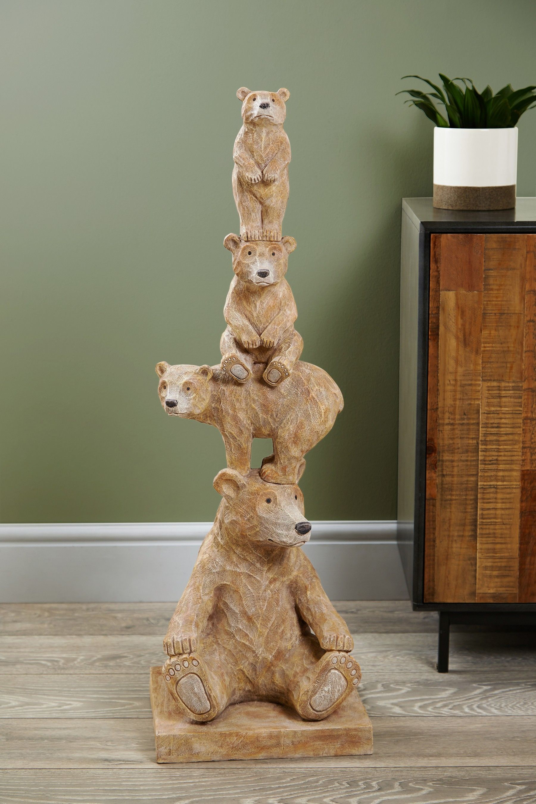Online Interieur Shop Buy Stacking Bear Family From The Next Uk Online Shop Hall