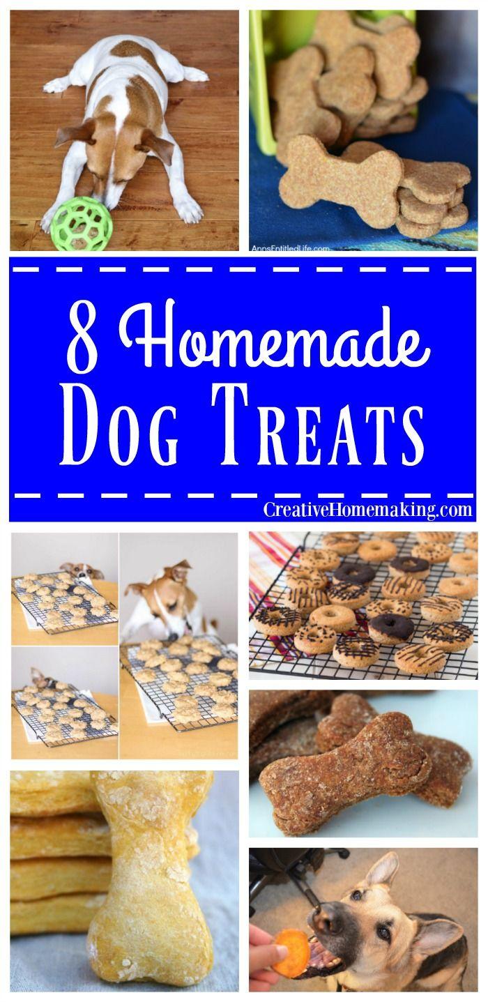 8 homemade dog treats dog easy and homemade dog