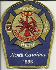 North Lancaster Ontario Fire Department Patch