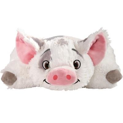 Moana Pua The Pig Pillow Pets 16 Women S White Animal Pillows Mini Pigs Pet Pigs