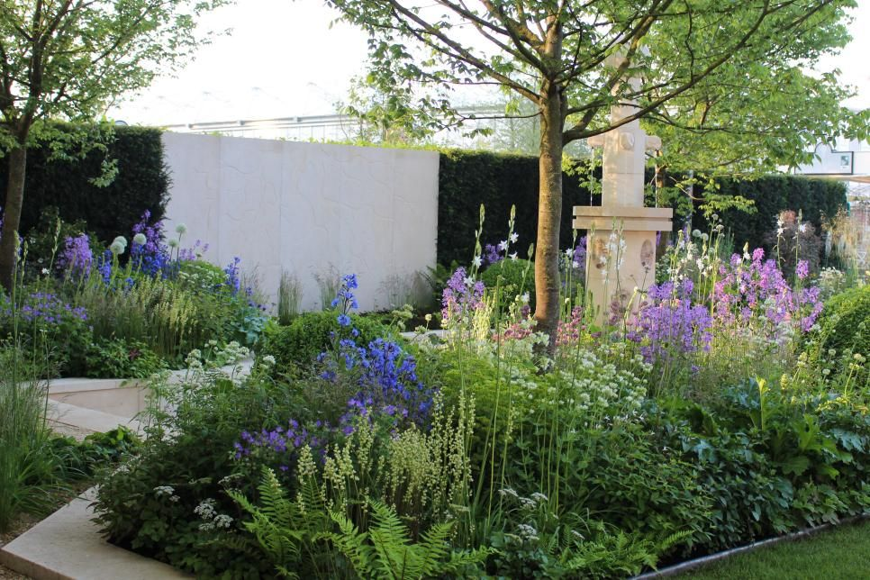 Pick Up Design Tips from Chelsea Flower Show Pros | Le jardin ...
