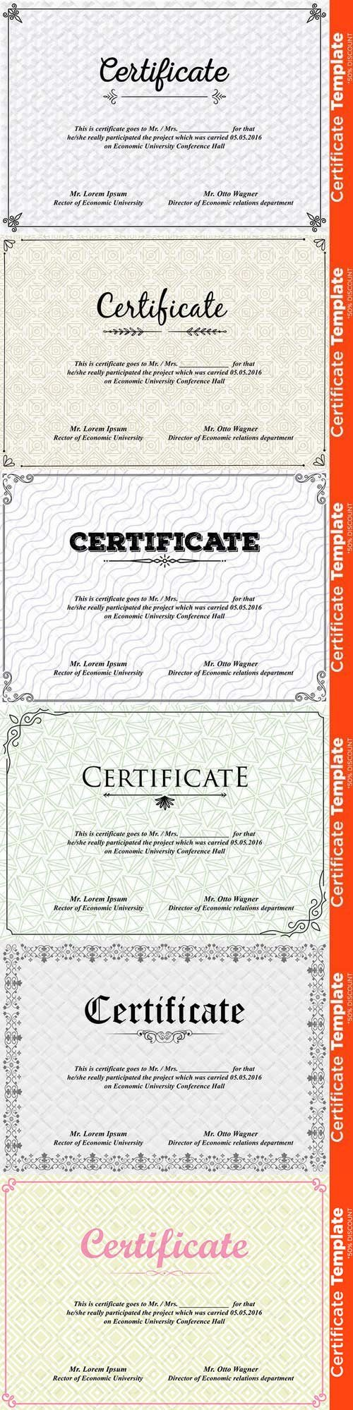 Certificate template psd 677908 certificates and awards certificate template psd 677908 yelopaper Gallery