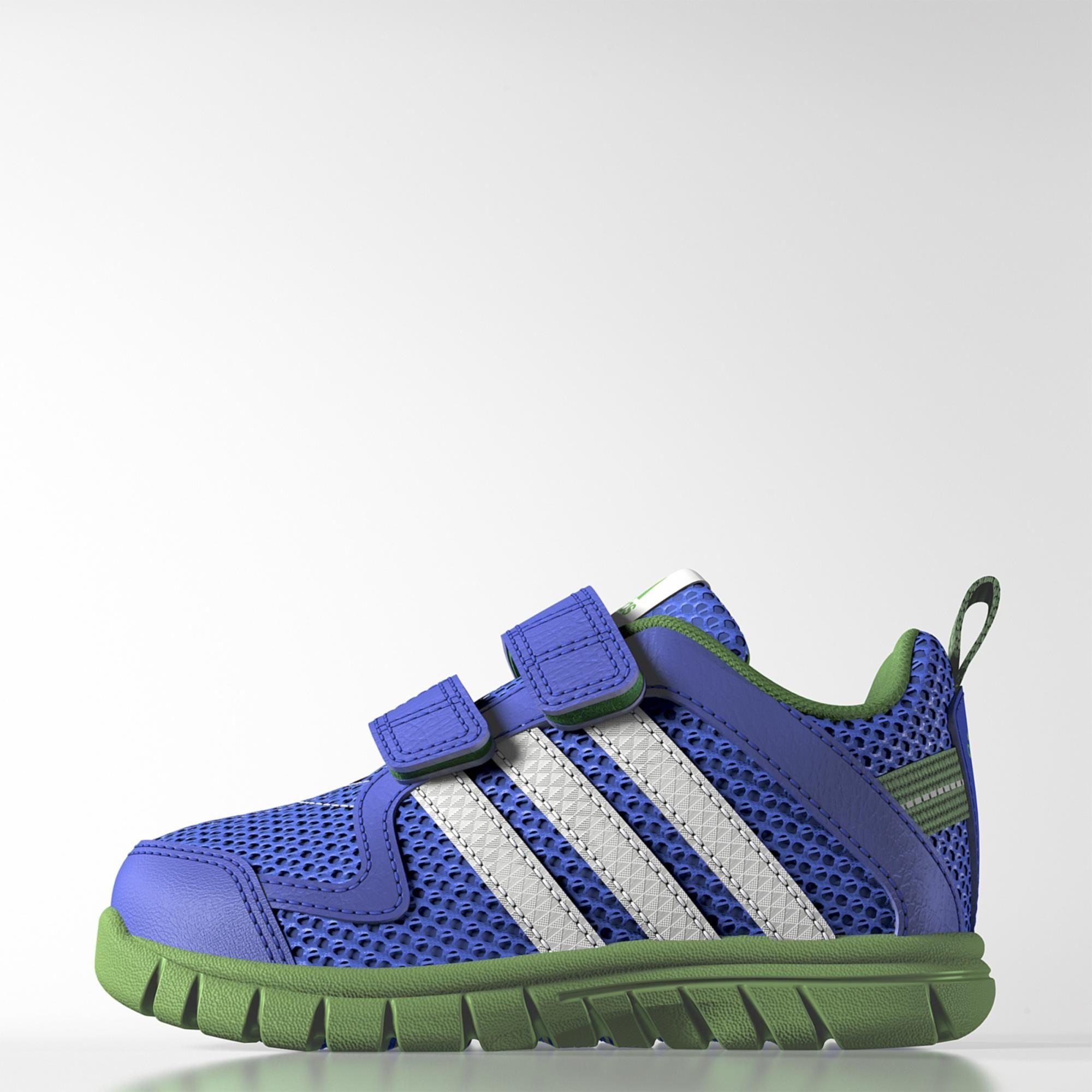 zapatillas niño velcro adidas