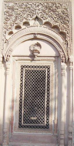 Temple Door - Varanasi, Uttar Pradesh