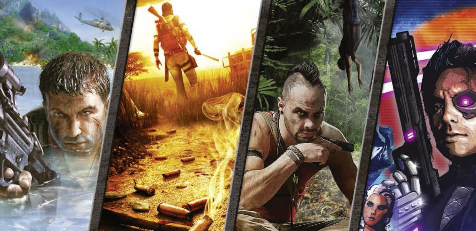 Far Cry Compilation The Wild Expedition Out Now 10 Year Anniversary 10 Years Video Game News