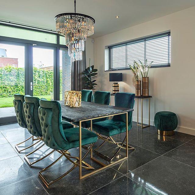 Comfortmeubel Comfortmeubel Instagram Foto S En Video S Luxury Dining Room Wall Decor Living Room Richmond Interiors