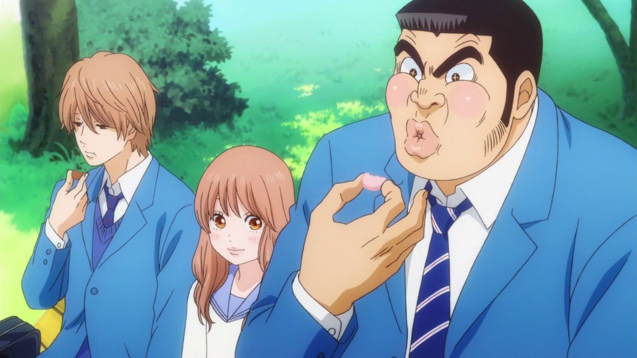 Ore Monogarari!! Ep.1 Suna, Yamato y Takeo Anime