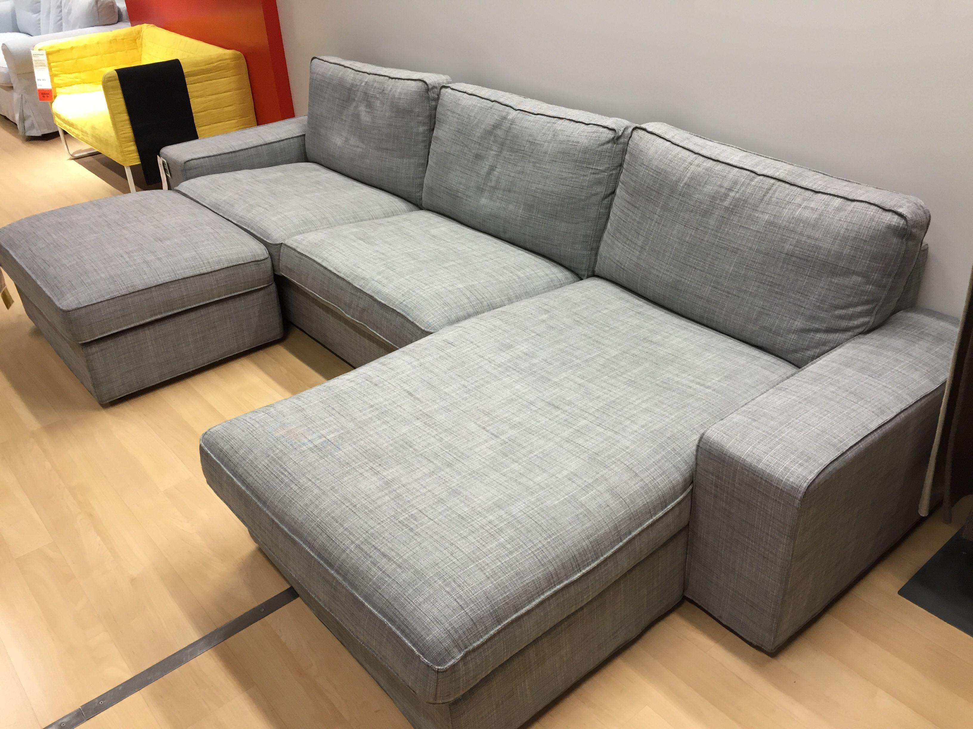 Kivit Bank grijs van IKEA Interieur