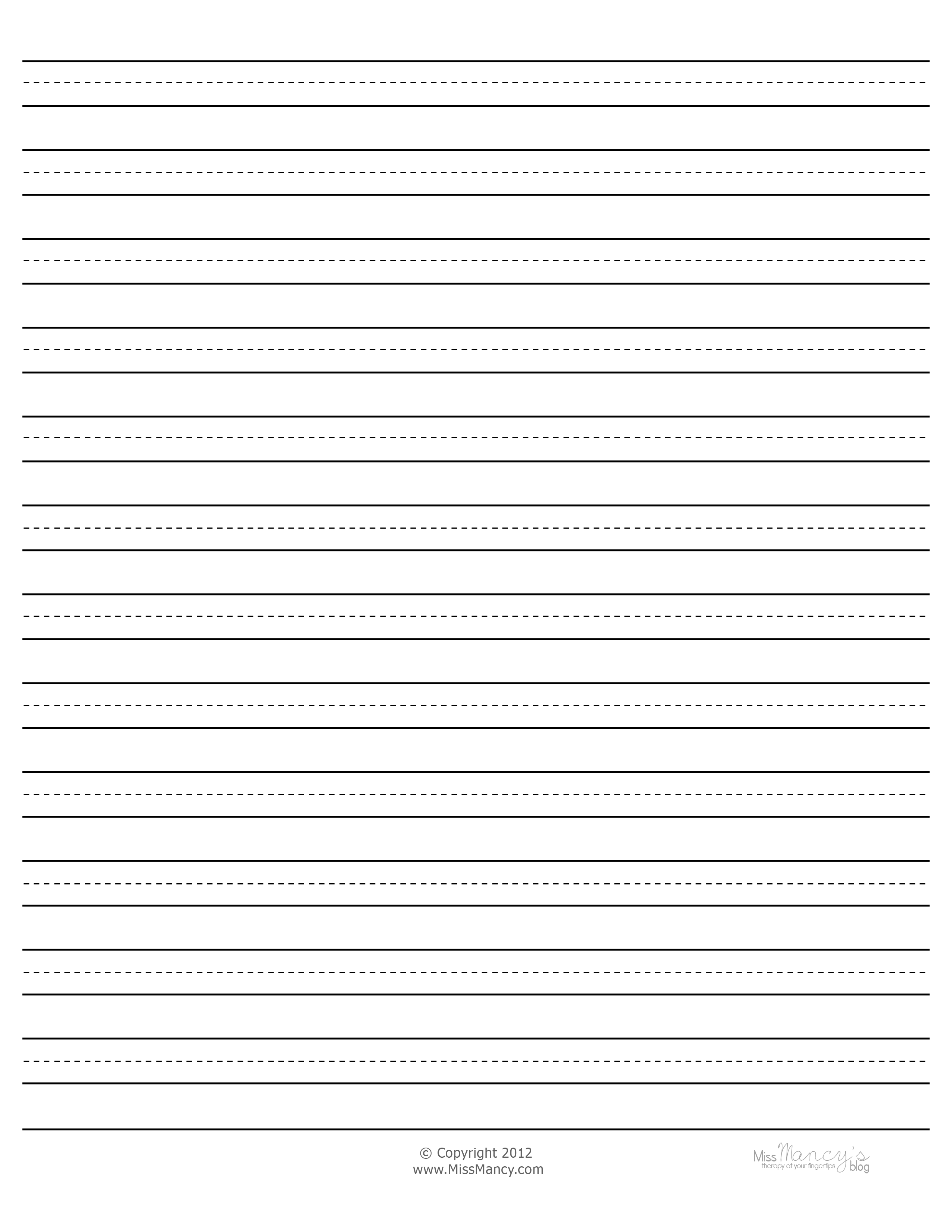 Paper Type 1 2 Miss Mancy S Blog Writing Paper Printable Valentines Writing Writing Paper