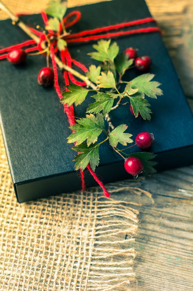 Autumnal present box by Anna Bogush on 500px