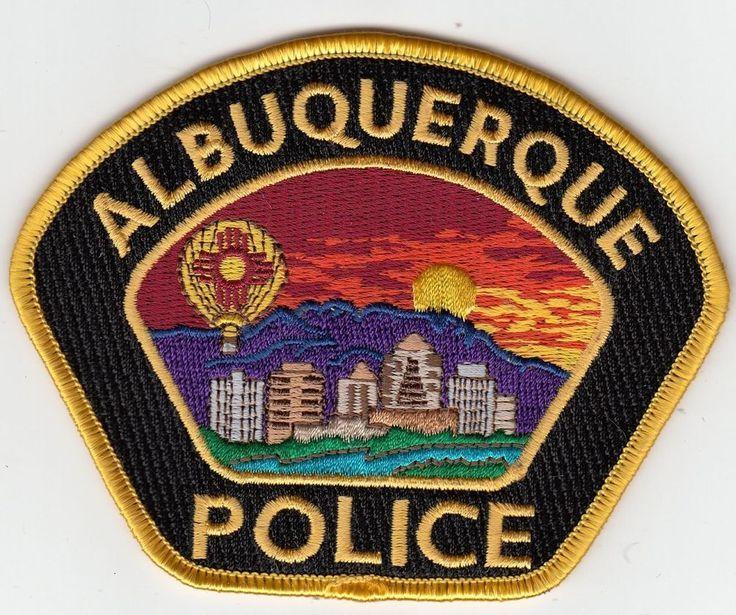 Albuquerque NM PD Albuquerque police, Police patches, Police