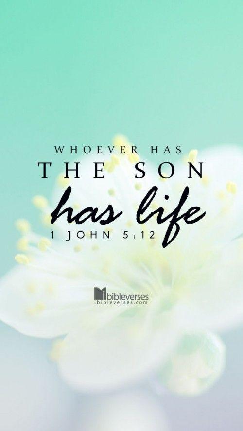 1 JOHN:12