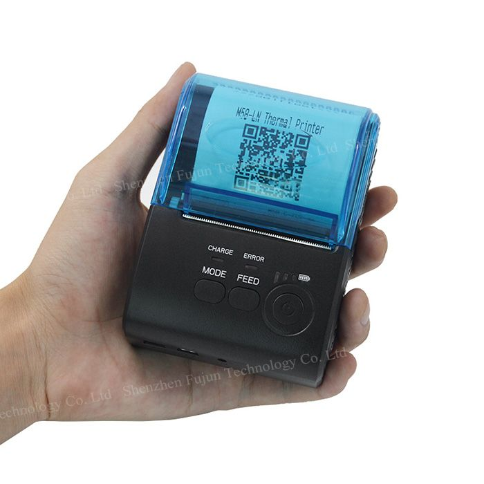 mini thermal receipt bill printer with free android & iOS sdk | Mini