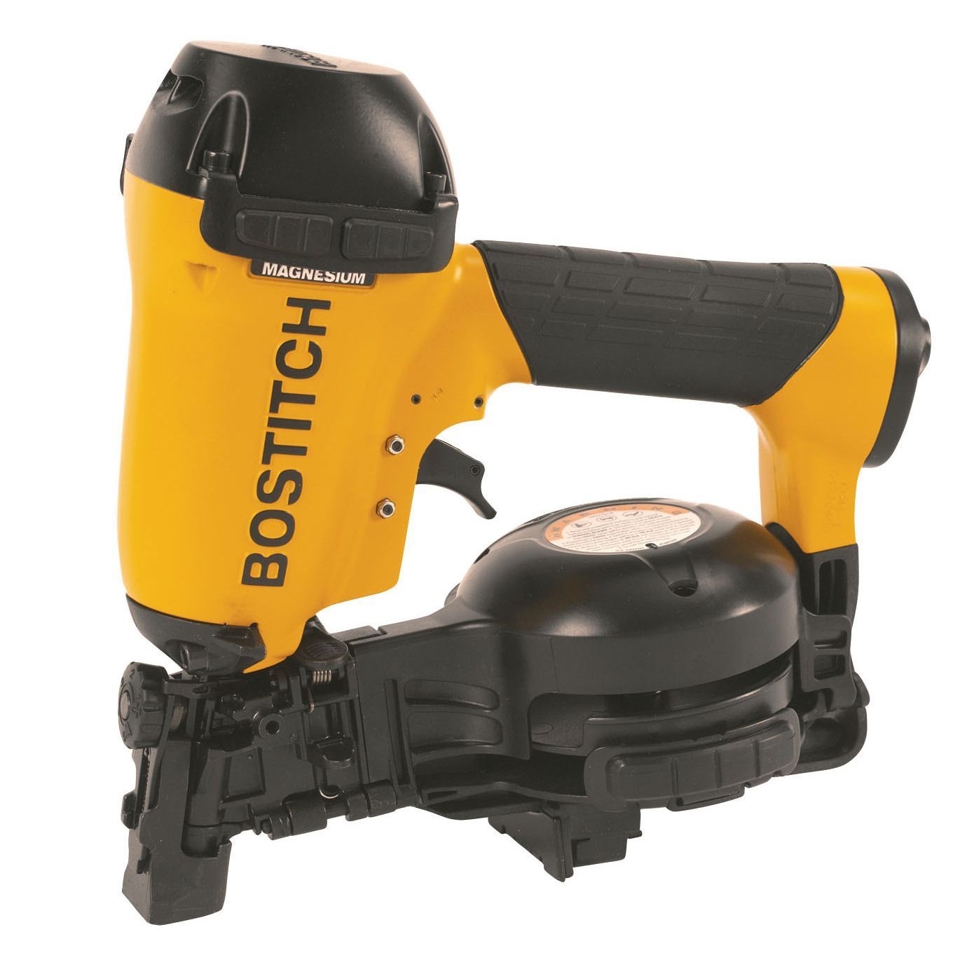 Bostitch Stanley RN46-1 Coil Roofing Nailer   Gold Store   Pinterest ...