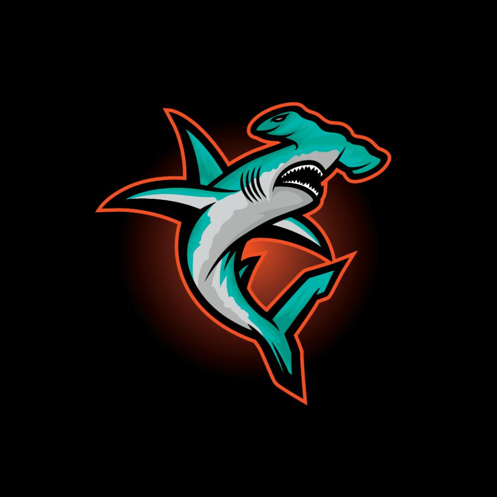 Pin Oleh Chris Basten Di Sharks Logos Logo Keren Desain Karakter Desain