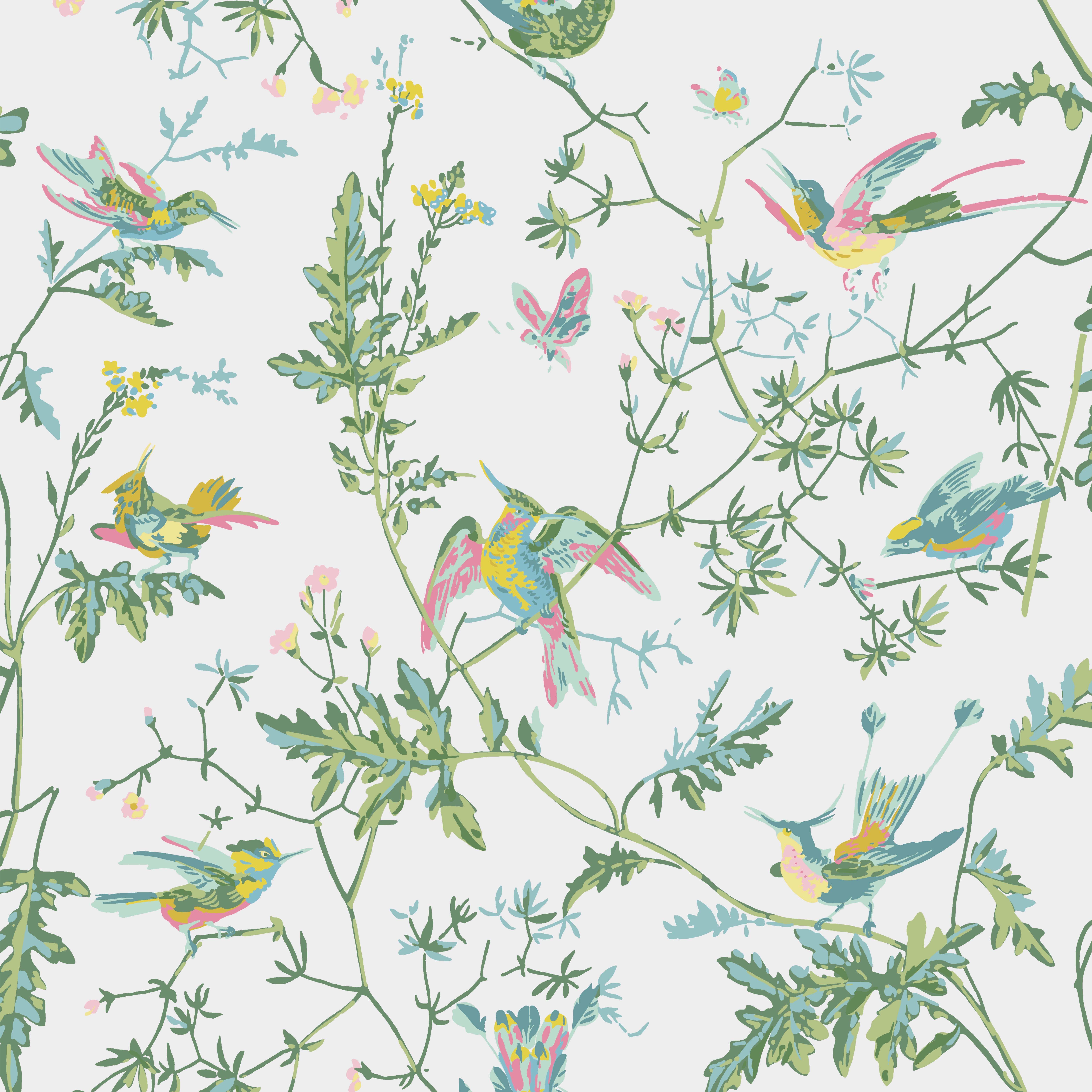 Hummingbirds greenpink laundry room pinterest hummingbird