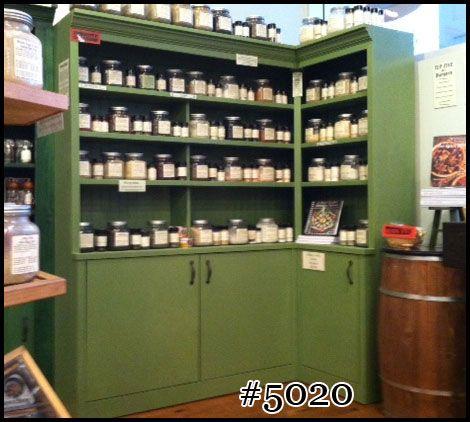Wood Retail Bookcase Shelves L Shaped Corner Cabinet
