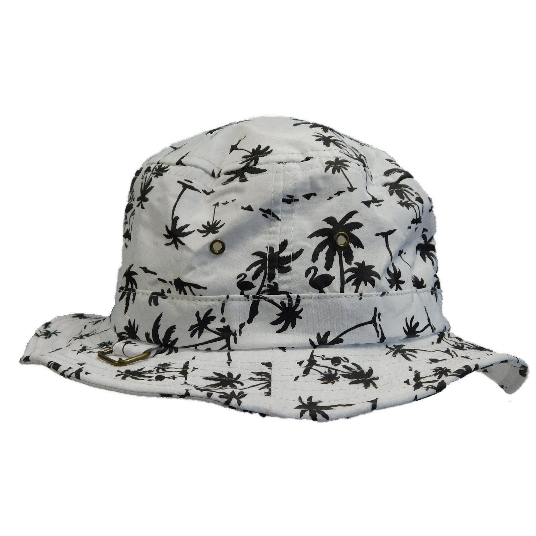 8352f622c8b Palm Tree Bucket Hat