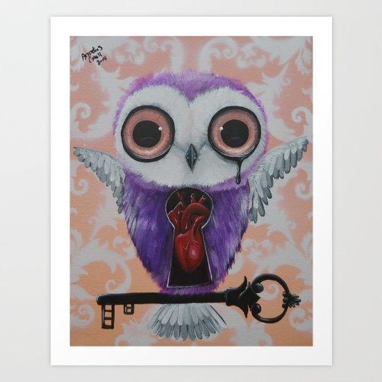 emo owl - $13.52