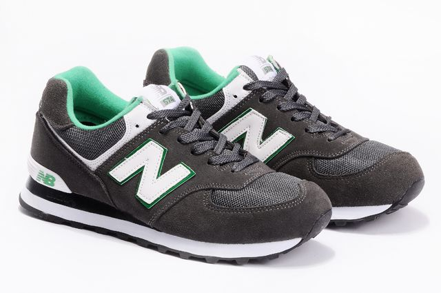 new balance 574 green grey