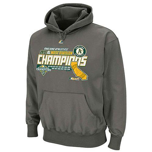 Oakland Athletics 2012 AL West Division Champions Official