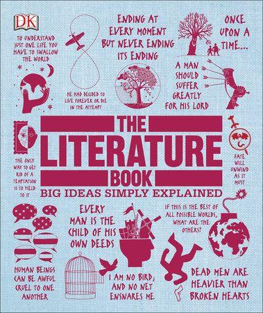 The Literature Book By Dk 9781465491015 Penguinrandomhouse Com Books In 2021 Literature Books Literature World Literature