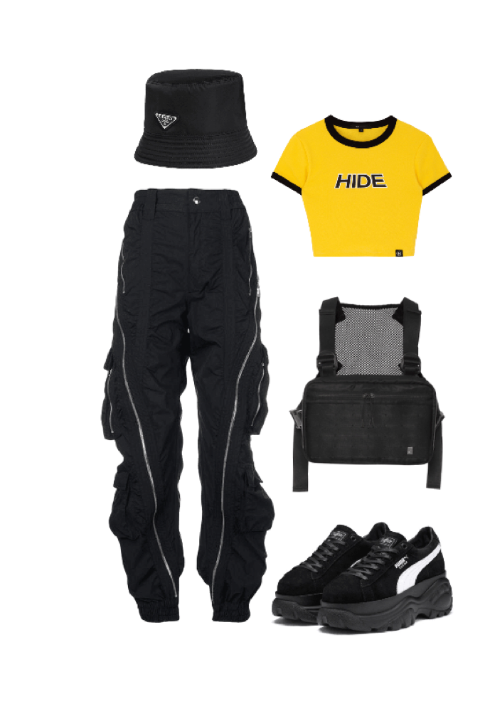 streetwear � Outfit