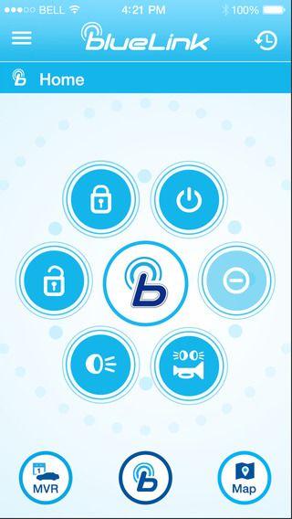 My Hyundai Blue Link >> Hyundai Owners Do You Have The Bluelink App Hyundai