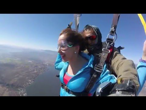 Gopro Paracaidismo Tequesquitengo Mexico 1080p Gopro Skydiving Mexico