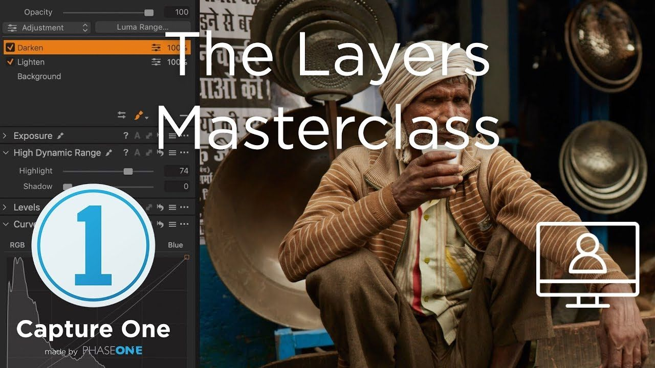 Layers Masterclass Webinar Capture One 12 Master Class Capture Layers