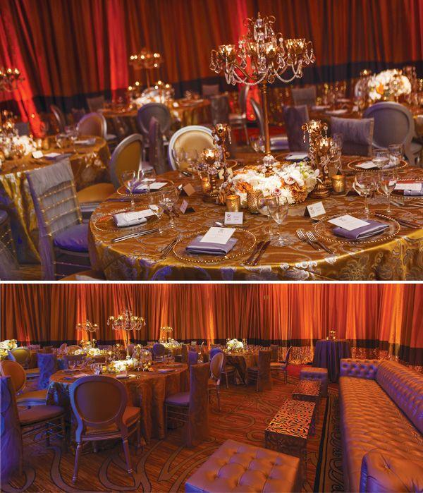 Glamorous Gold And Ivory Wedding Theme: Glam, Gold {& Gorgeous!} Regal Opulence Wedding